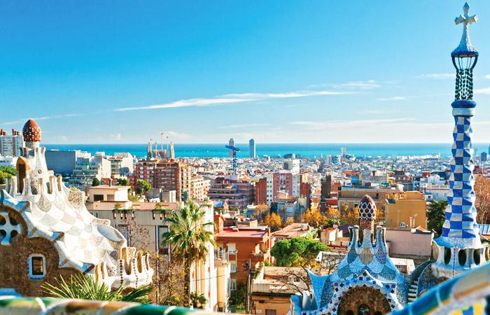 Barcelona Highlights Sagrada Famila Parc Güell S Excursion